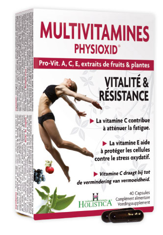 Multivitamines Physioxid