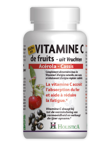 Vitamine C de Fruits Holistica